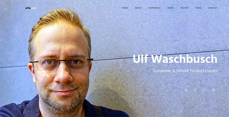 2018 Website